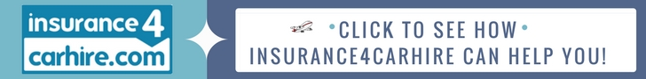 Find out how Insurance4carhire can help you with cover for your hire car