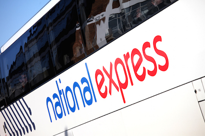 National Express stock photography Pictures by Shaun Fellows / Shine Pix Ltd
