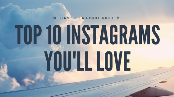 Top 10 Stansted Airport Instagram Posts You'll love