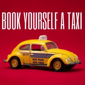 Book a Taxi to London