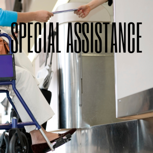 Special Assistance available at Stansted