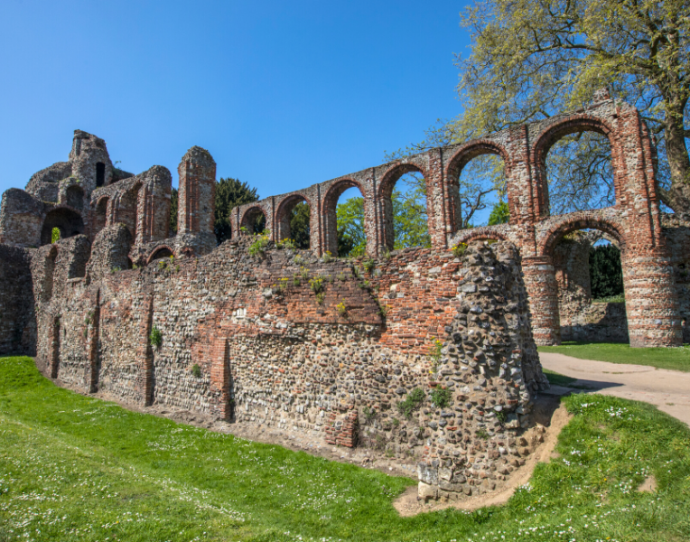 Visit Colchester Castle and Hollytrees