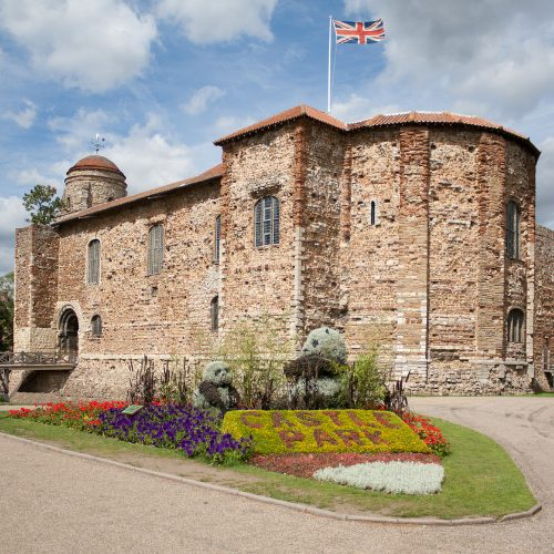 Things to do near Stansted  - Colchester Castle and Hollytrees