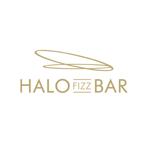 Halo and frizz logo stansted